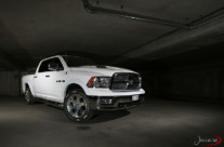 Dodge Ram  – Blixtfoto