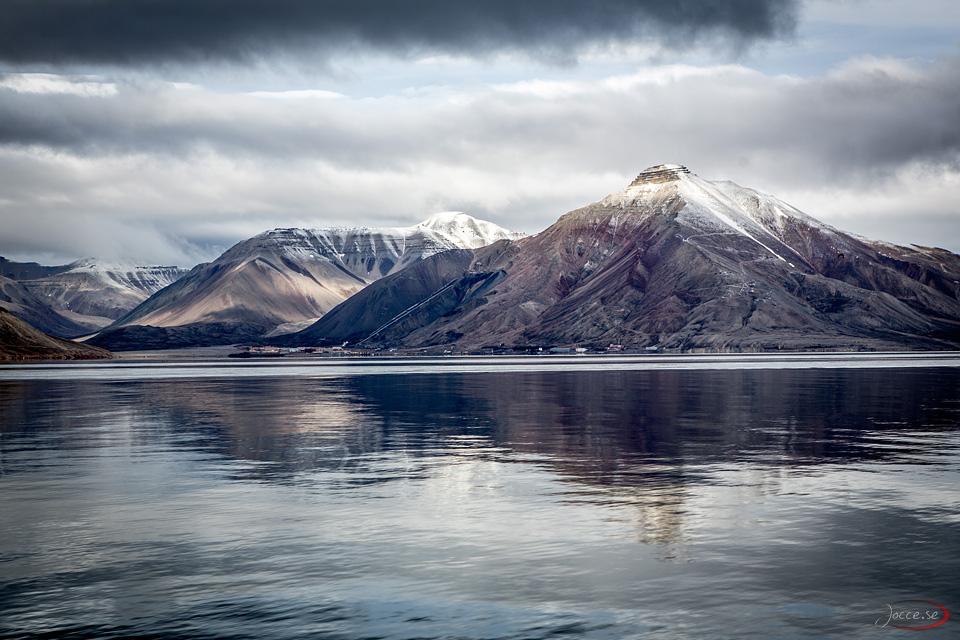 Oyramiden – Svalbard