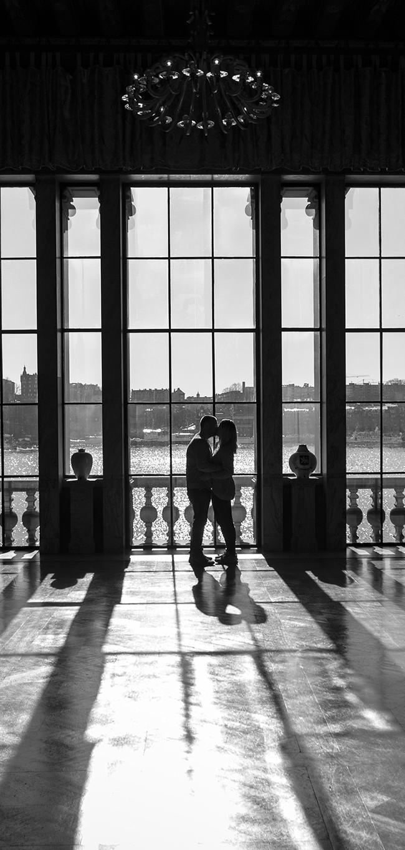 Kärlek – Silhuett