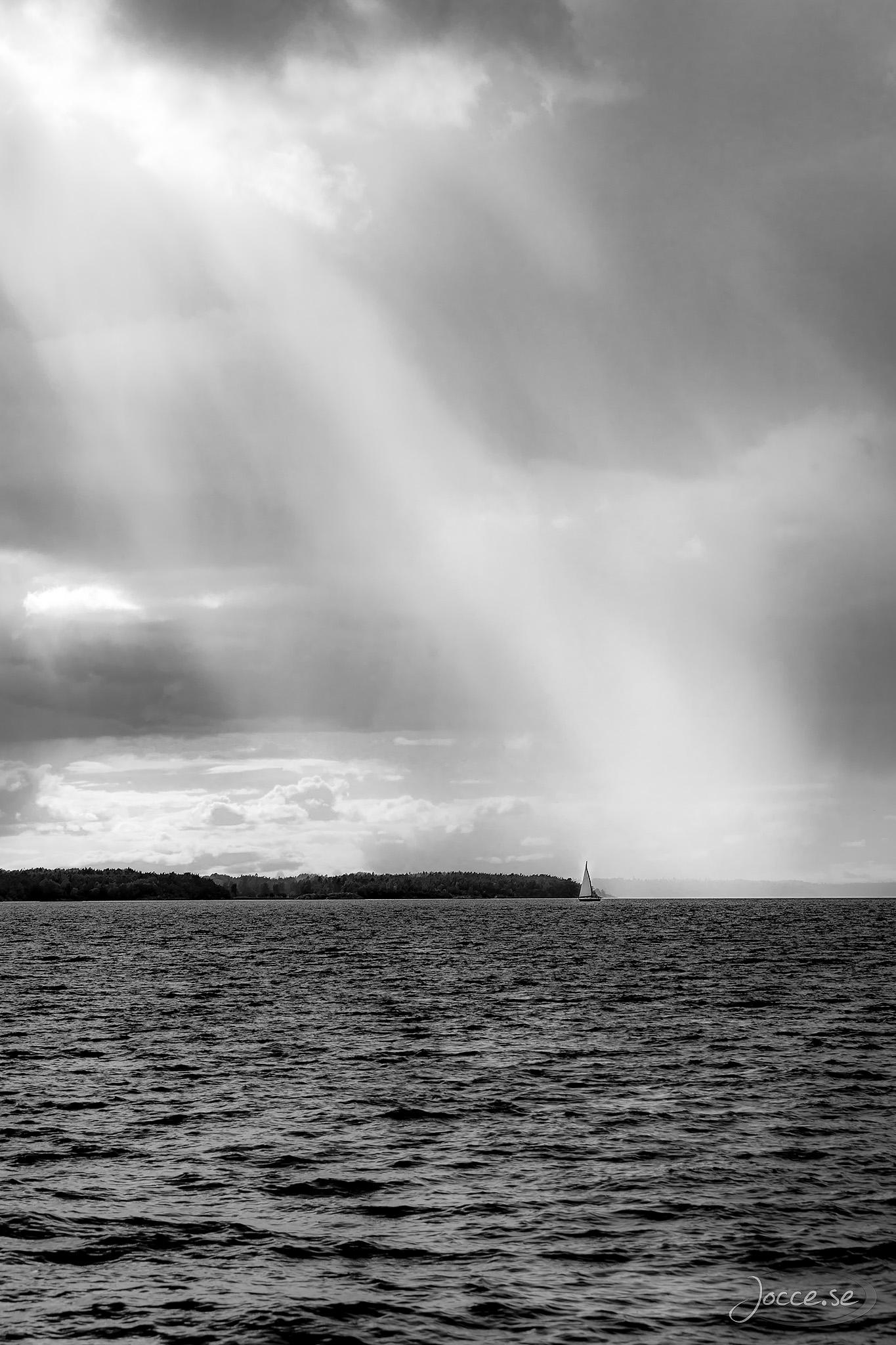Ensam segling
