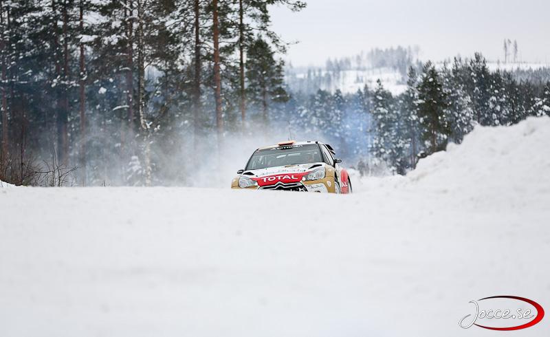 Svenska Rallyt i Värmland