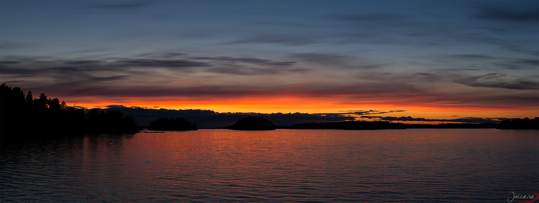 Panorama – Solnedgång